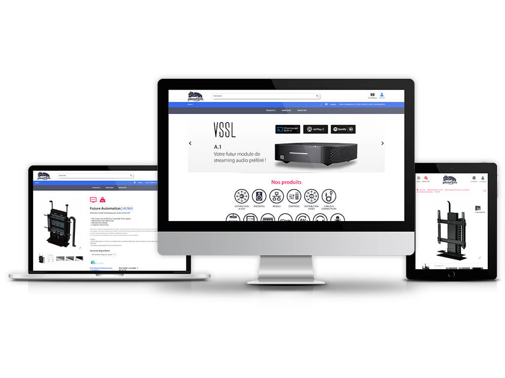 creation developpement site internet ecommerce prestashop